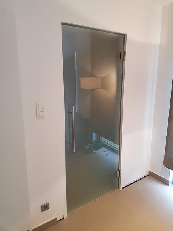 glazen deuren – segers & zoon